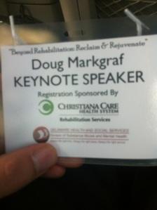 Doug Markgraf - Keynote